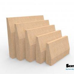 Chamfer Skirting Boards