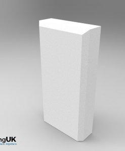 Egde Plinth Block