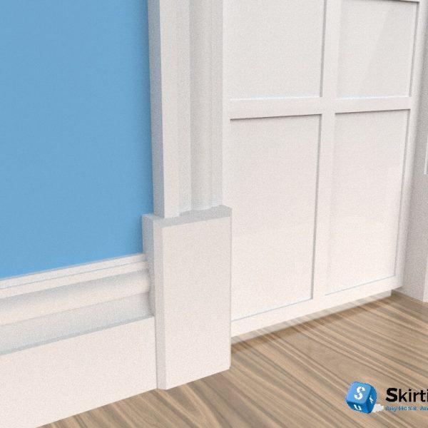 Block Board Usage ~ Edge plinth block high quality mdf skirting uk