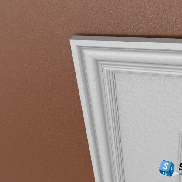 Victorian architrave sets skirtinguk for Door architrave