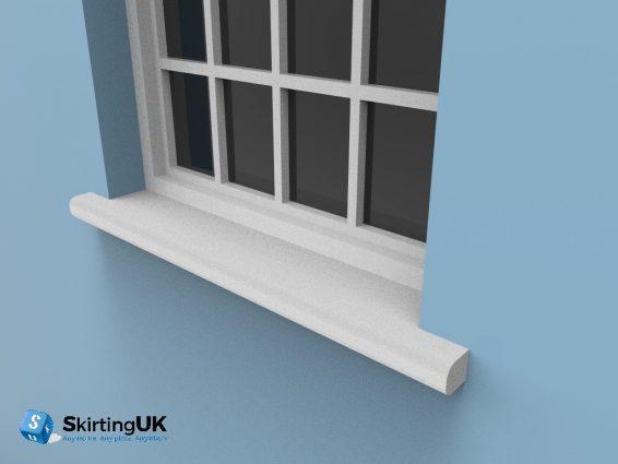 Bullnose Window Board/Sill