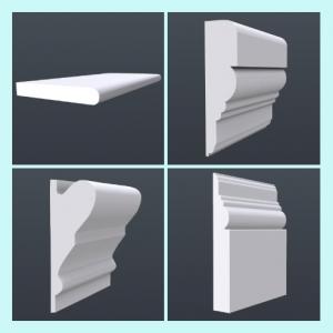 Skirting Board Samples