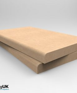 Bullnose Square Edge Window Board