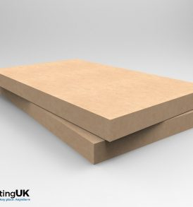 Square Edge Raw MDF