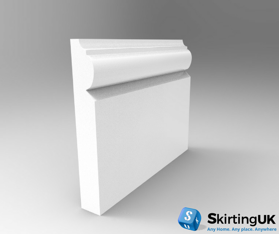 Profile I Skirting Board