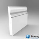 Profile II Skirting Board