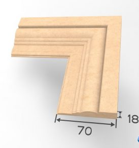 Antique Architrave Dimensions