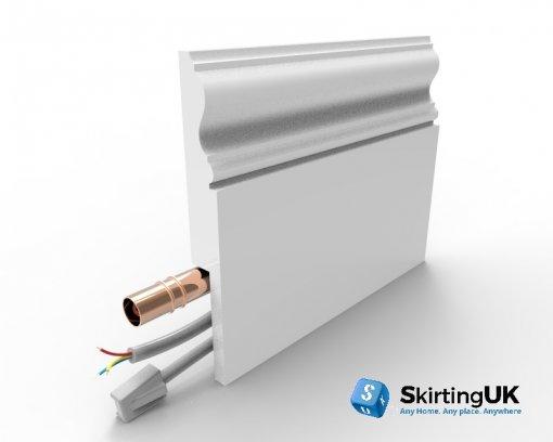 Profile II Skirting Board Rebate
