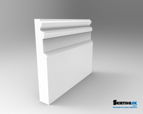 Colonial Skirting Board