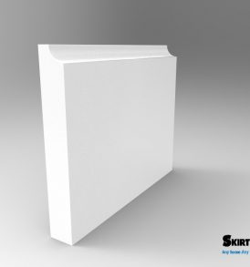 Edge II Skirting Board