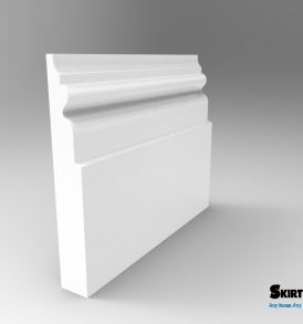 Georgian Skirting Board
