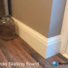 Ovolo Skirting Board Corner – 170mm