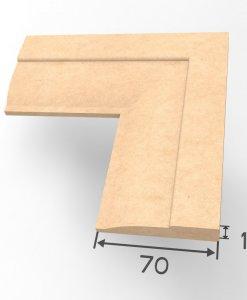 Ovolo Architrave Dimensions