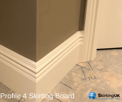 Profile 4 Skirting