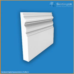 Profile IV Skirting Board