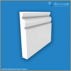 Regency Skirting Board