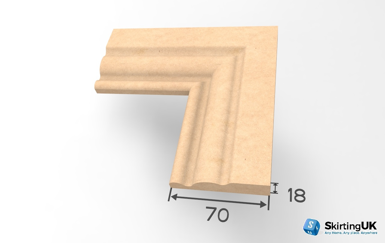 Regency Architrave Dimensions