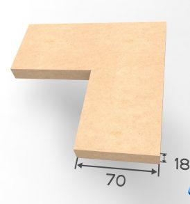 Square Architrave Dimensions