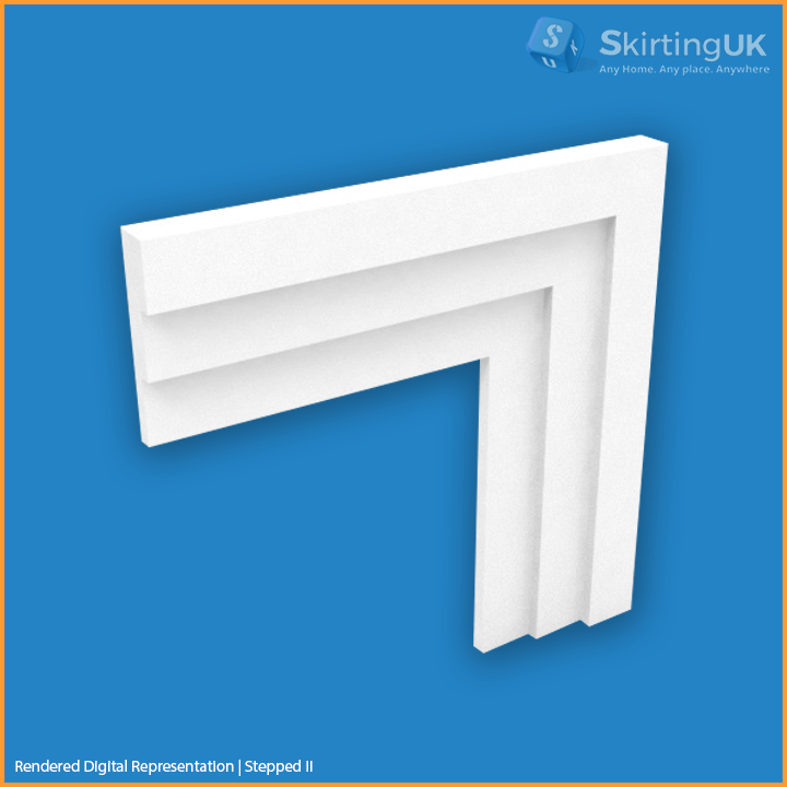 Stepped-II Architrave