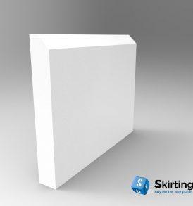 Edge 10mm Skirting Board Primed