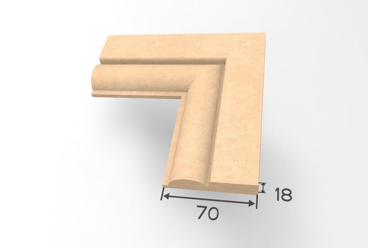 Torus Type I Dimensions