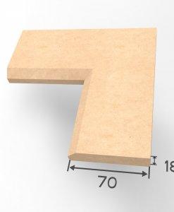 Edge 10mm Architrave Dimensions