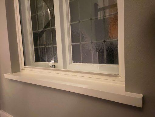 square window board