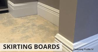 Skirting Boards Banner